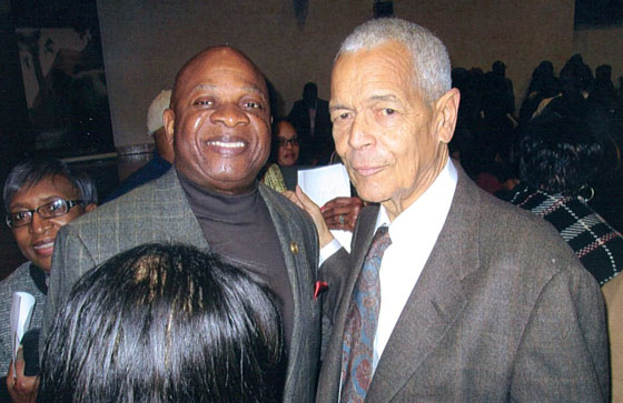 Goose Creek NAACP, Julian Bond